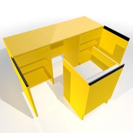 Non una semplice sedia ma una poltroncina immbottita